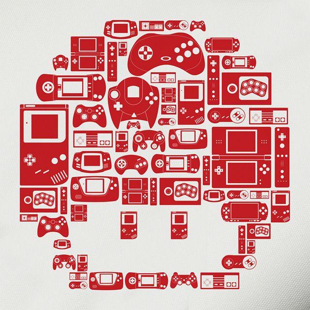 Video game mushroom