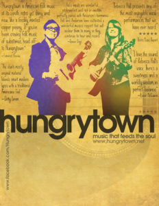 hungrytown band poster