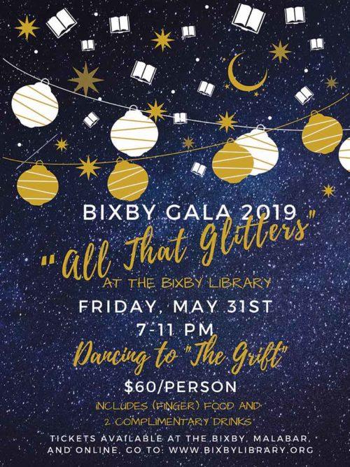 Bixby Gala poster
