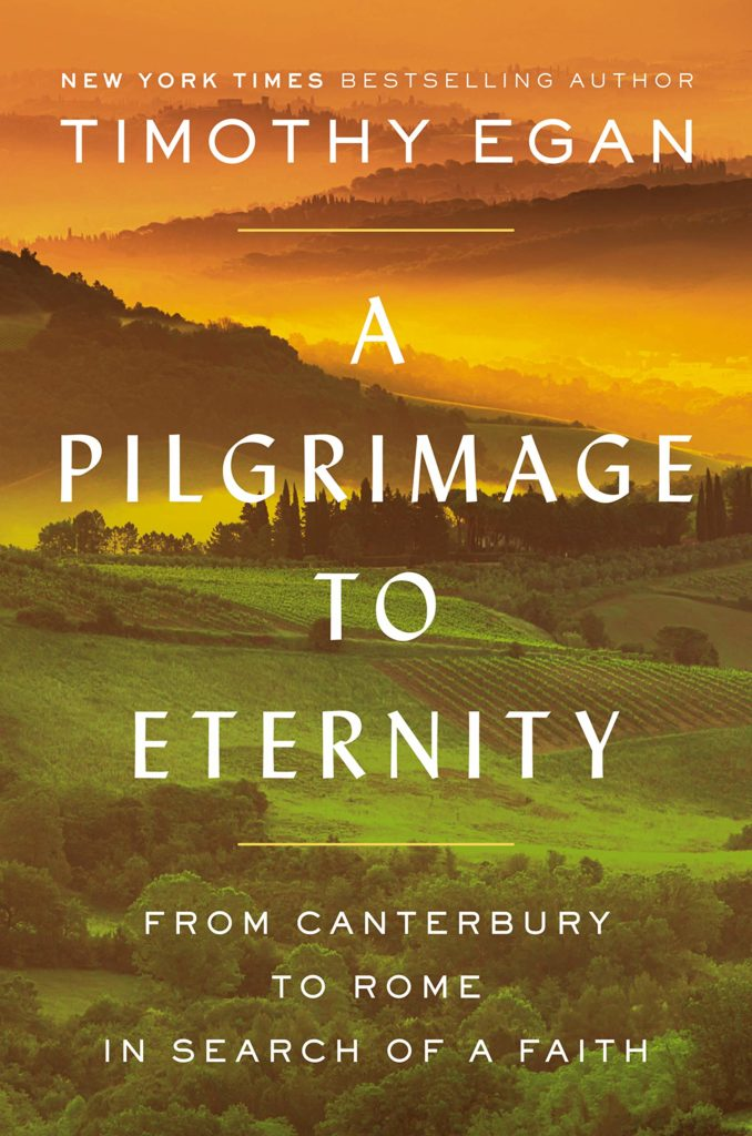 Book cover for A Pilgrimage to Eternity