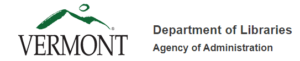 Vermont Department of Libraries Logo