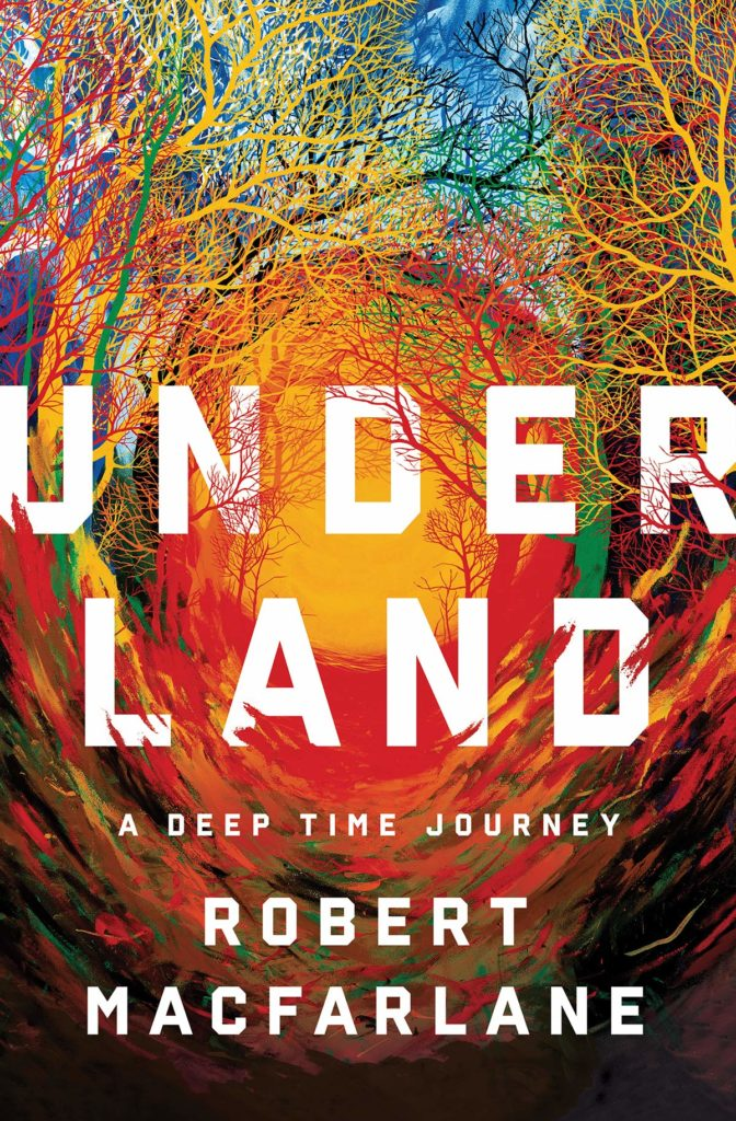 Book cover for Underland
