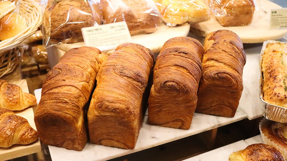 Image of loaves of bread