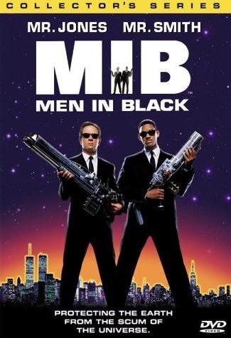 MIB Movie Poster